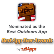 iFish USA Nominated in the 2012 Best App Ever Awards